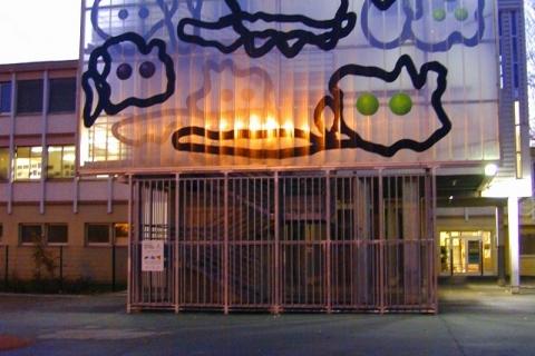 Ecole Martin Schongauer, Strasbourg (1% artistique) 1999
