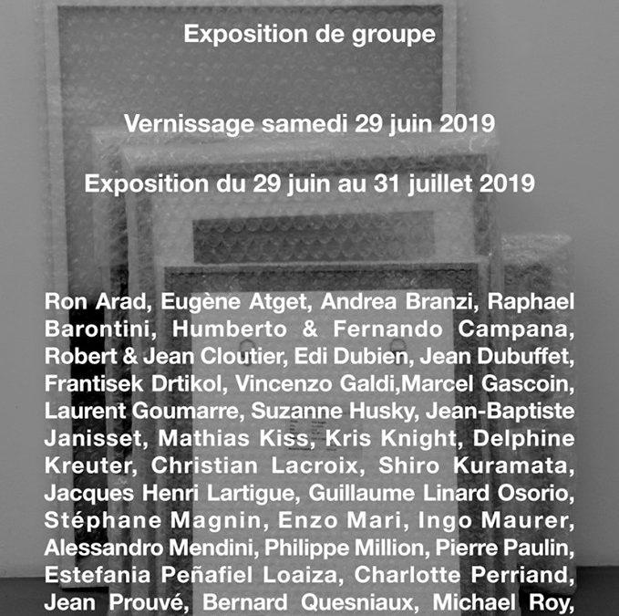 Exposition «As I like»  du 29 juin au 31 juillet 2019 – Galerie Alain Gurtharc