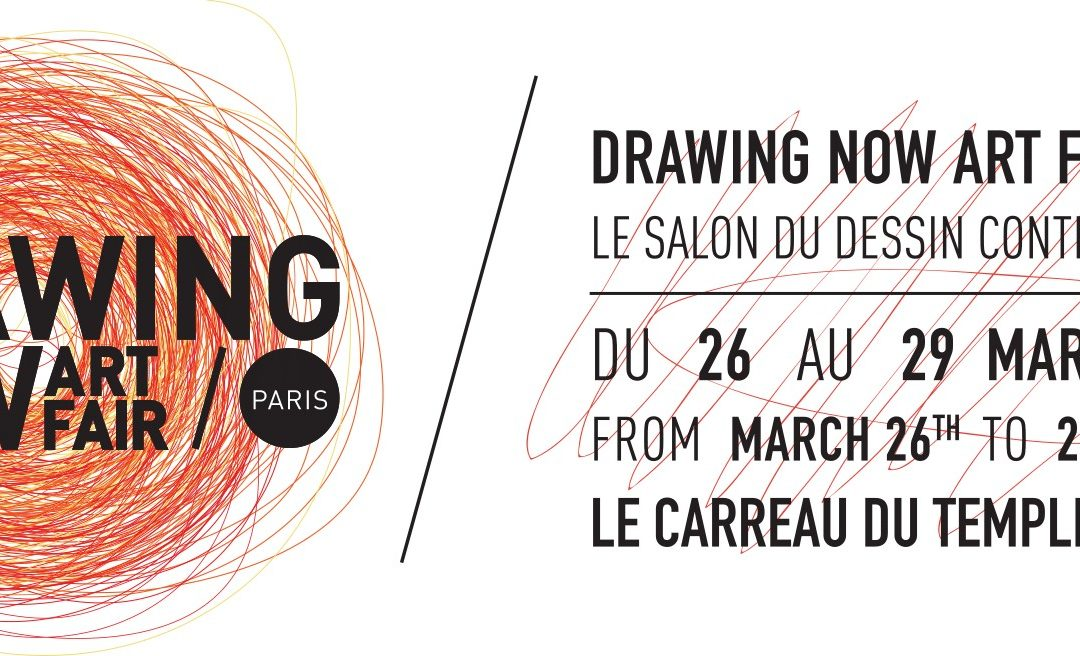 Salon « Drawing Now » du 25 au 29 mars 2020 à Paris
